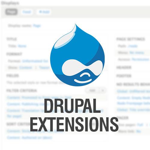 Drupal Extensions